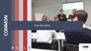 common train the trainer