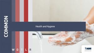 common health and hygiene