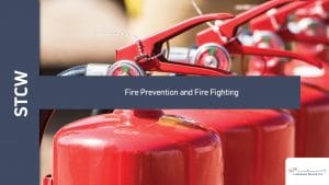 1100 - Fire Prevention and Fire Fighting