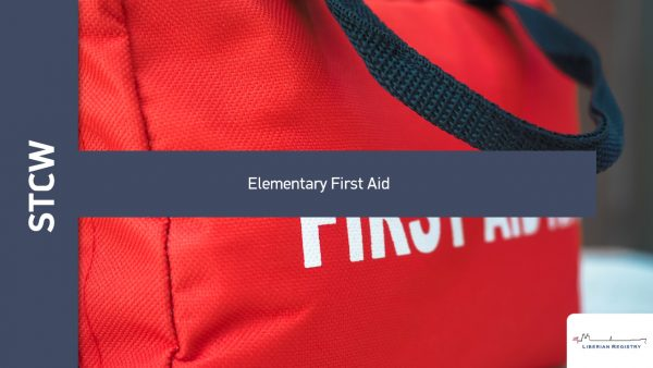 1101 - Elementary First Aid