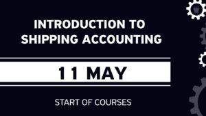 "Web live seminar: ""Introduction to Shipping Accounting"""